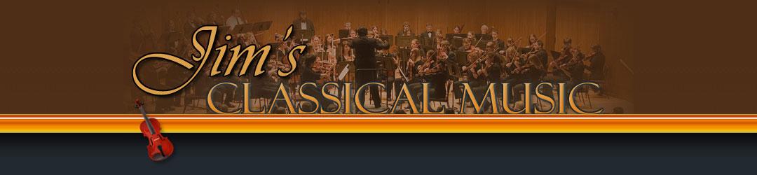 Jim's Classical Music